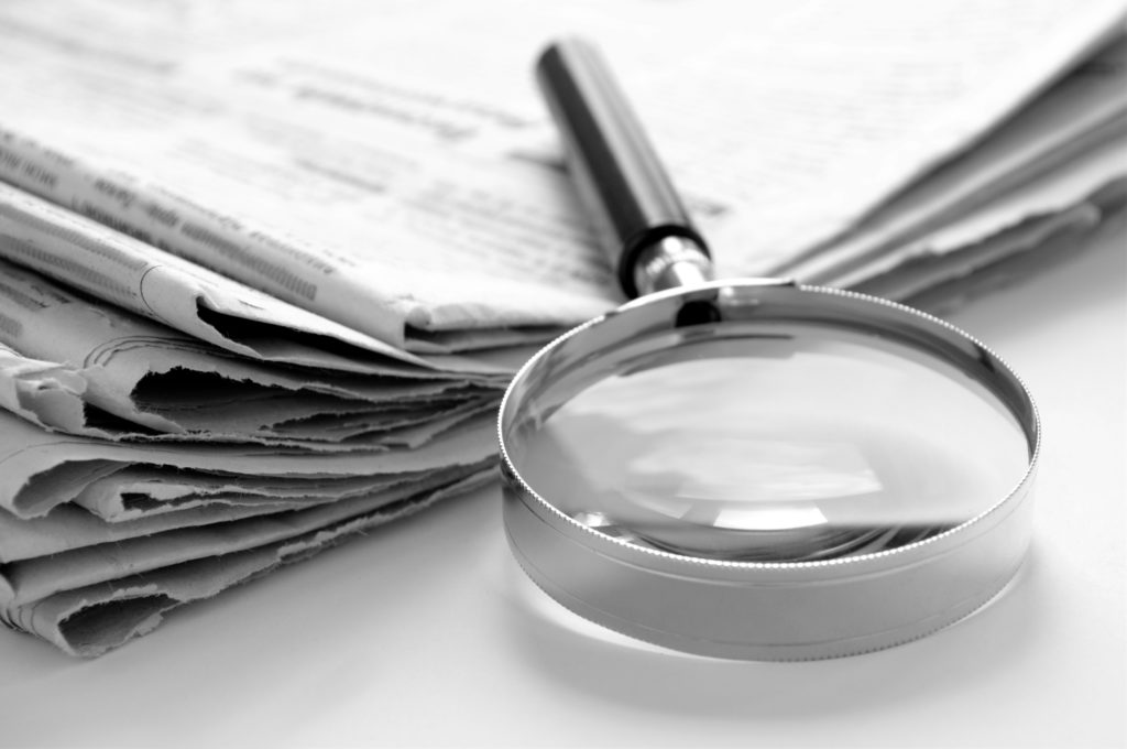 La curation consiste à sélectionner et trier des informations, articles